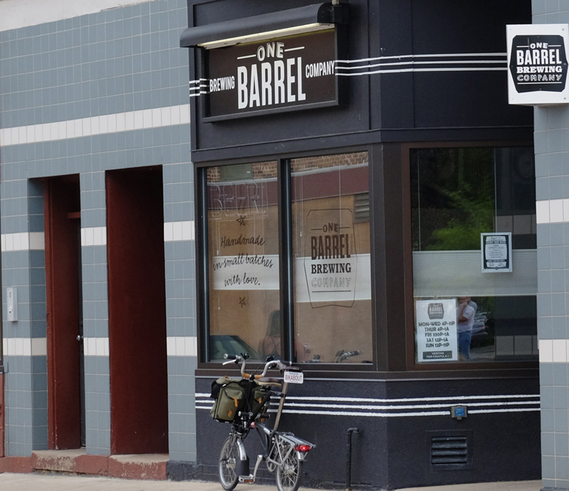 One Barrel Brewing