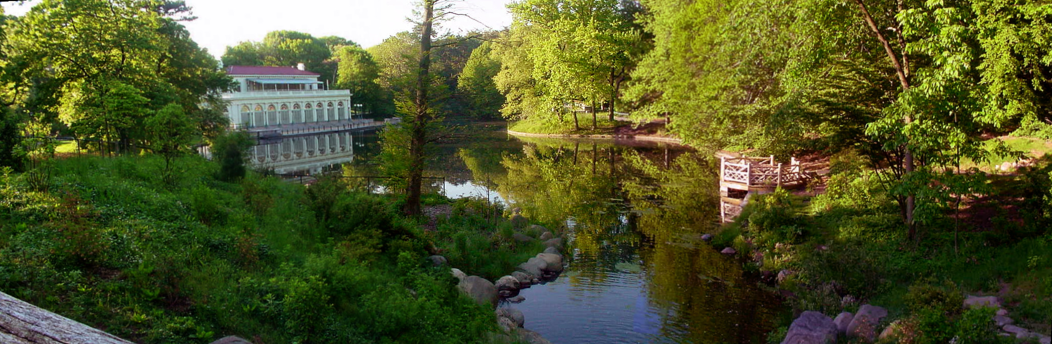 Audubon Center, Prospect Park. Photography Credit:Garry R. Osgood