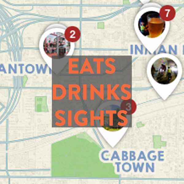 Best eats, drinks and sights by bike in Atlanta and Athens GA