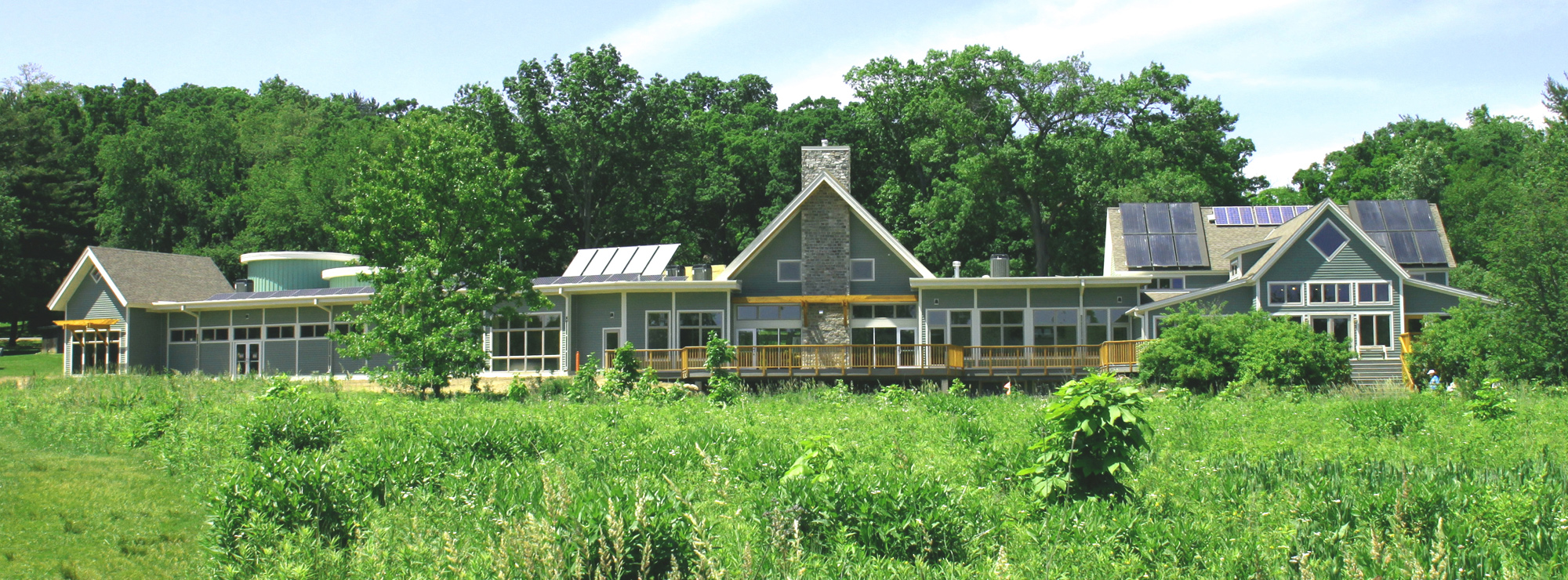 Aldo Leopold Nature Center. Photo credit: Nature Net