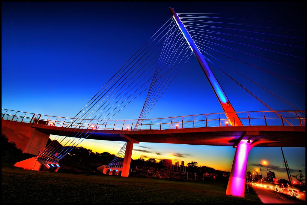 Martin Olav Sabo Bridge