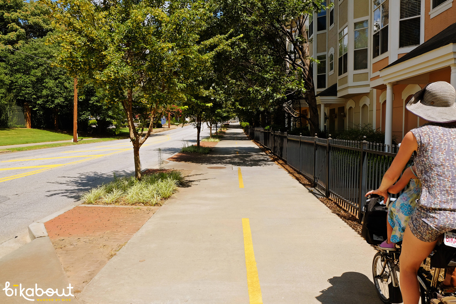 Stone Mountain PATH Trail is 90% off-road and is a 30 mile round trip from downtown Atlanta.