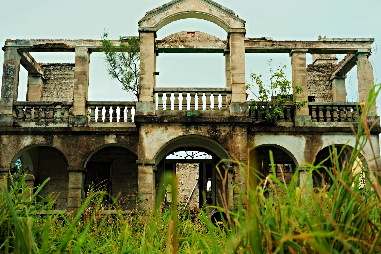 Gorgeous ruins