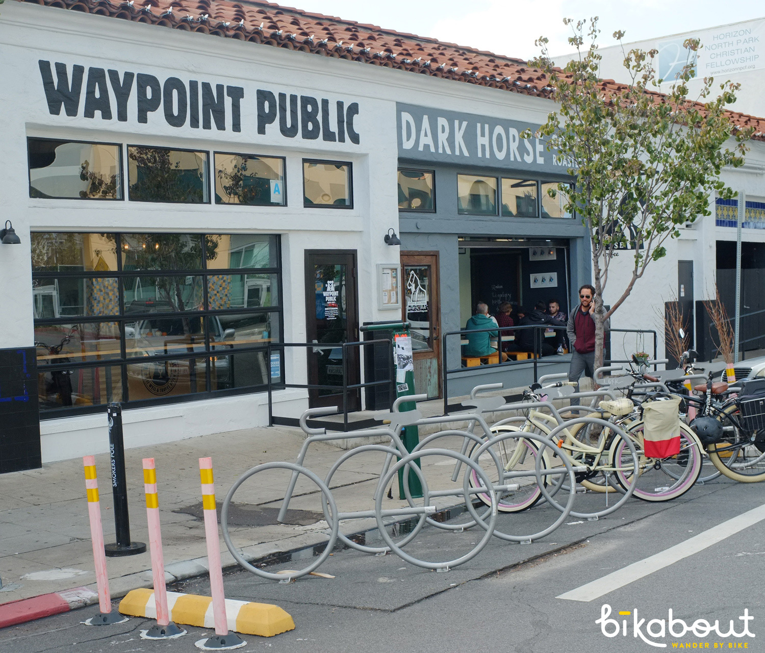 Waypoint Public & Dark Horse Coffee