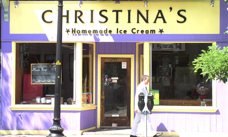 Christina's in Cambridge