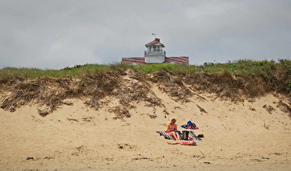 Beach time at Cape Cod's National Seashore