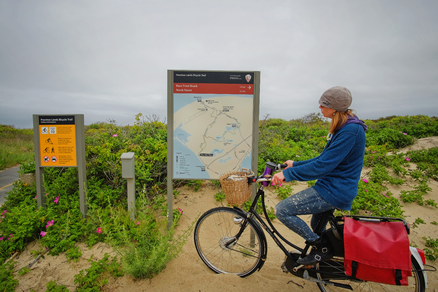 Cape Cod Weekend Getaway by Bike, Ferry and Train — bikabout