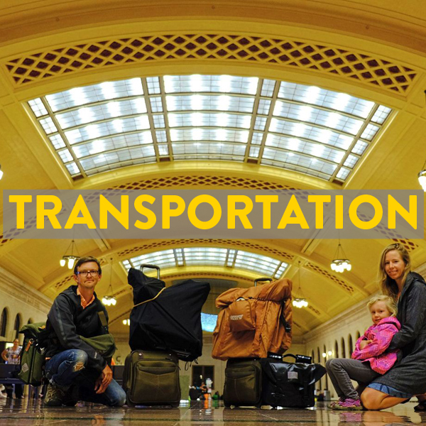 bike friendly airlines, trains, buses in Minneapolis