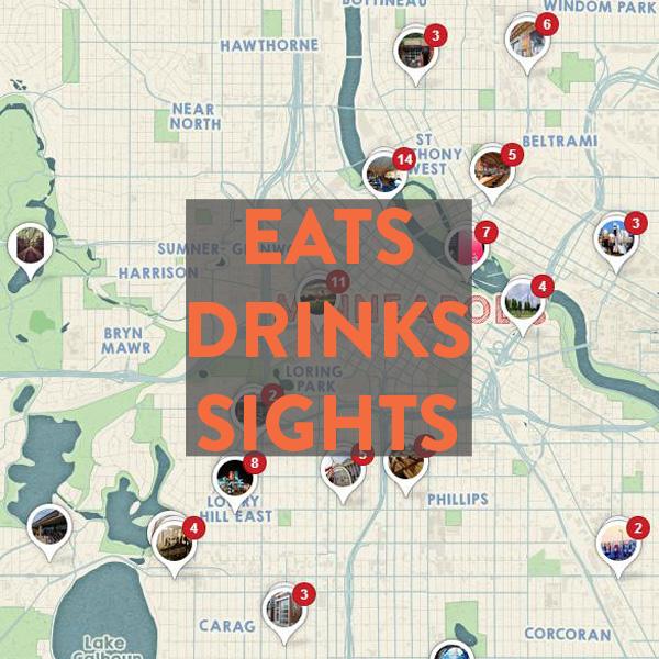 Best eats, drinks & sights in Minneapolis