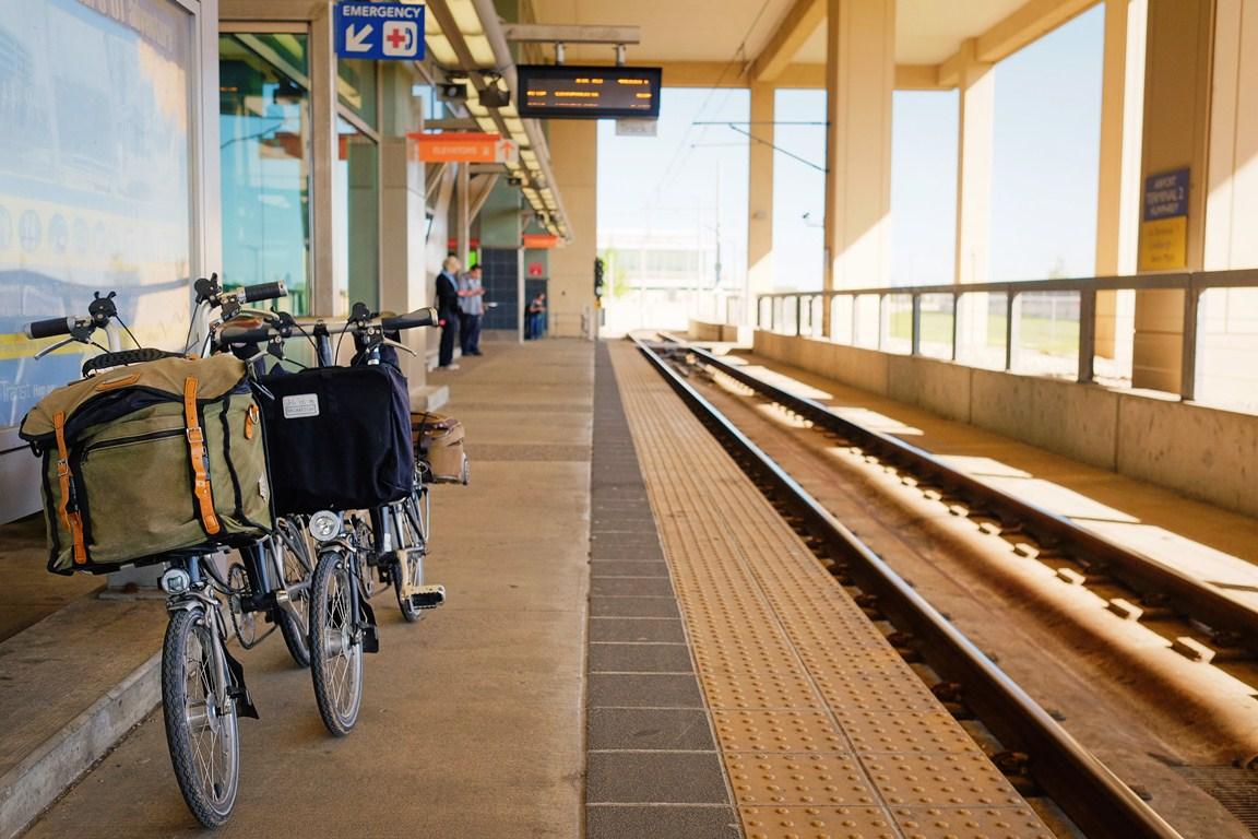Metro Transit's Airport station