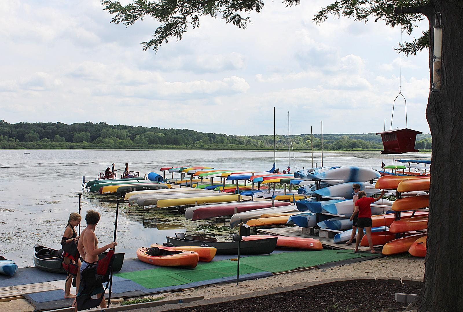 Lake Wingra