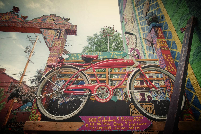 Pittsburgh by bike — bikabout