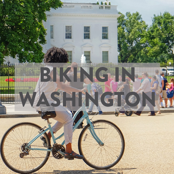 Biking in DC
