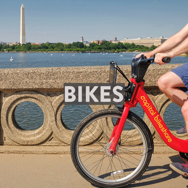 Bike Rentals in DC