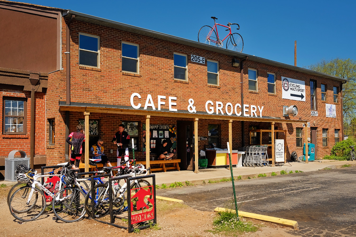 Swamp Rabbit Cafe