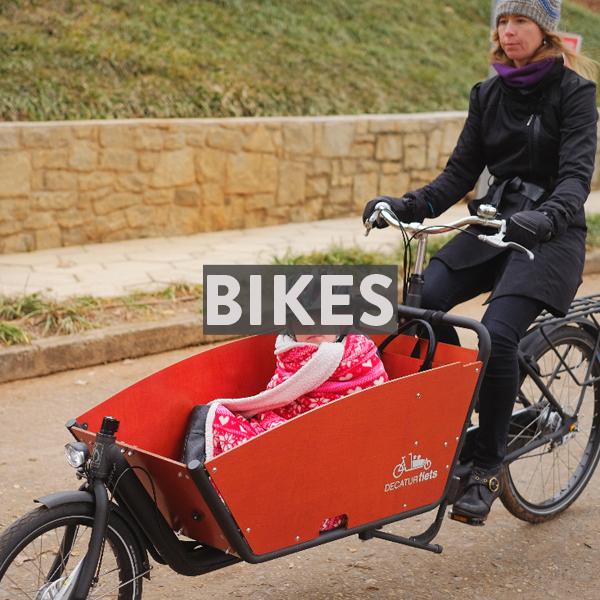 Bike Rentals in Atlanta and Athens