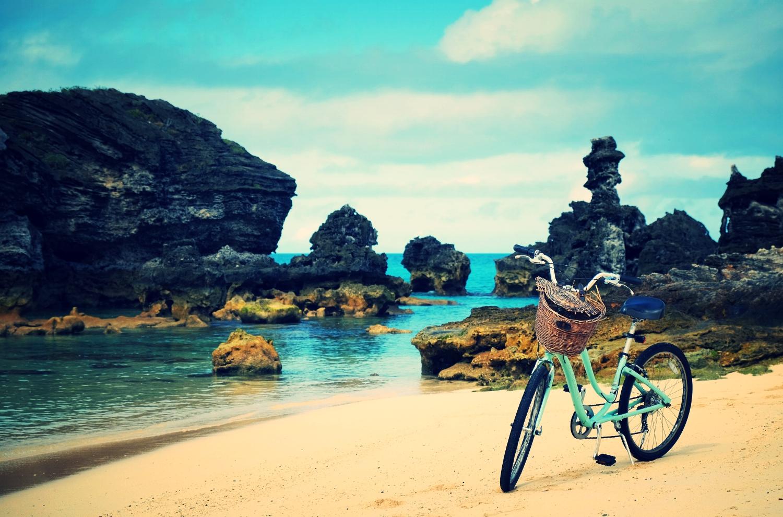 Tobacco Bay Beach in Bermuda