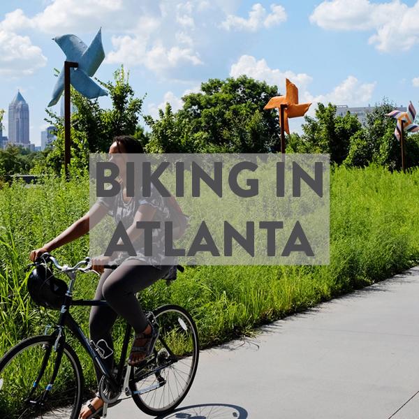 How to bike in Atlanta