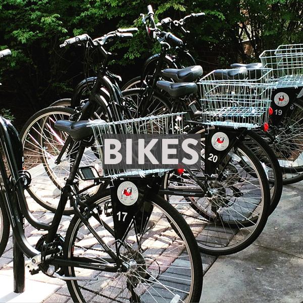 Bike Rentals in Athens