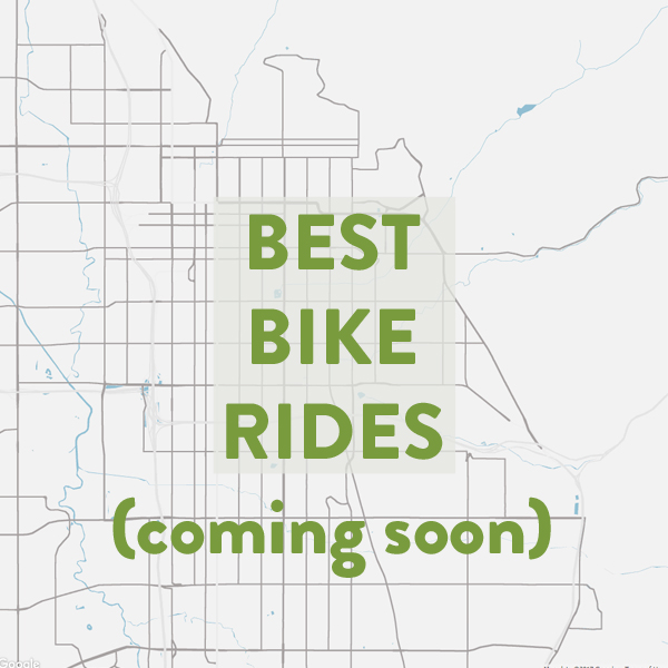 Best Bike Rides in Salt Lake City