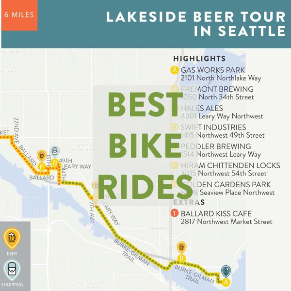 Best Bike Rides in Seattle