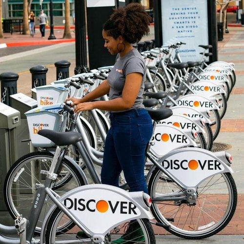 San Diego by bike — bikabout