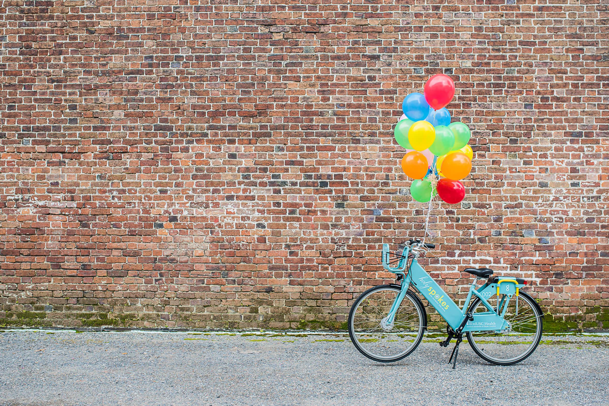 Photo by Holy Spokes bike share.