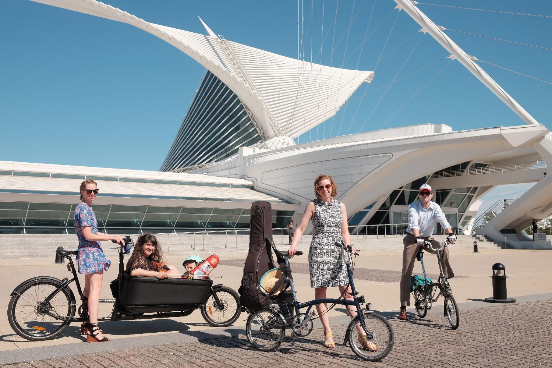 Milwaukee by Bike — bikabout