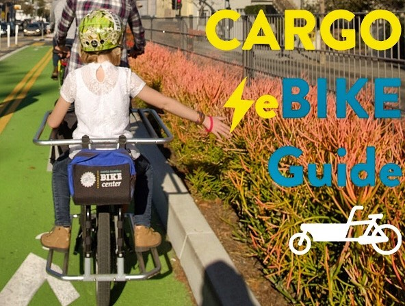 Electric ⚡️ cargo bike, guaranteed #smilemachine. Read about our favorite brands and styles at www.bikabout.com/blog, linked from our Instagram profile. #ecargobike #ebikes #electricbike #ebike #ebikesarecheating #xtracycle #longtail