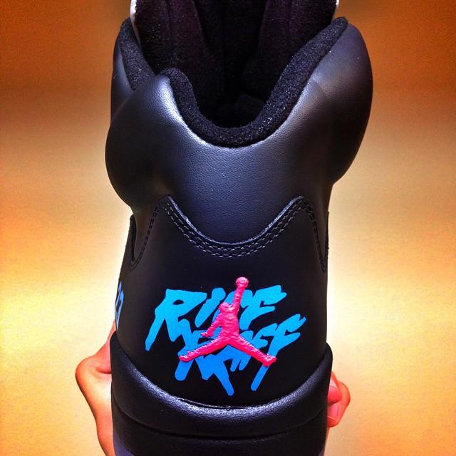 Riff Raff Jordan 5 2015 jodyhighroller