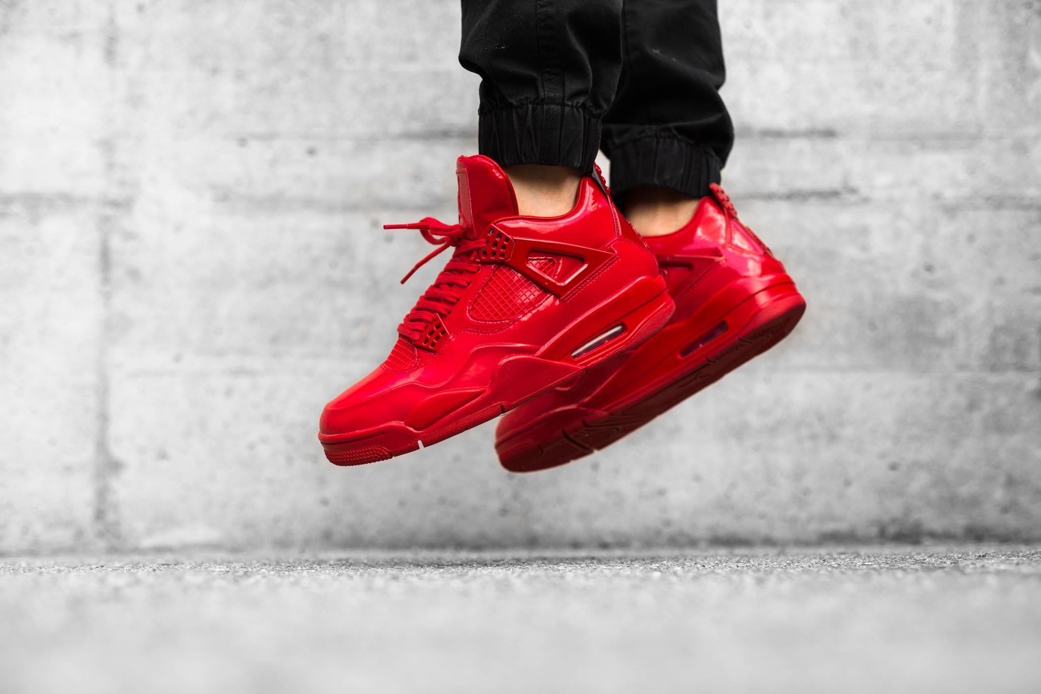 """Air Jordan 11Lab4 """"University Red"""