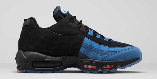 hot sale online 100% genuine great look Did You Catch The LeBron-Inspired Nike Air Max 95 That Just ...