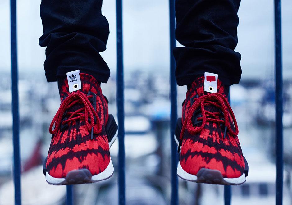 Detailed Look At The Nicekicks X Adidas Nmd Runner Sneaker Shouts