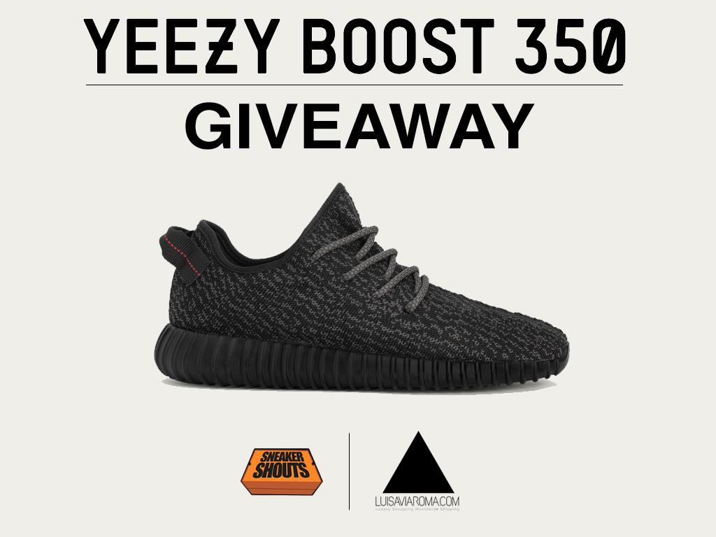 SneakerShouts x LUISAVIAROMA Adidas Yeezy 350