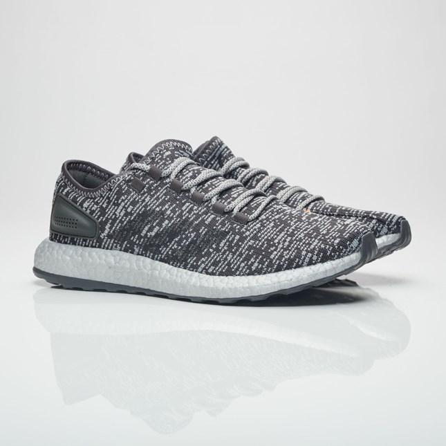 adidas pure boost 2 silver