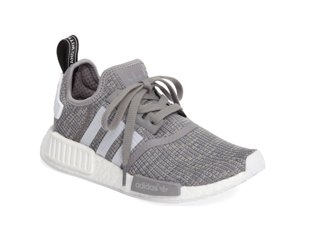adidas nmd r1 grey womens