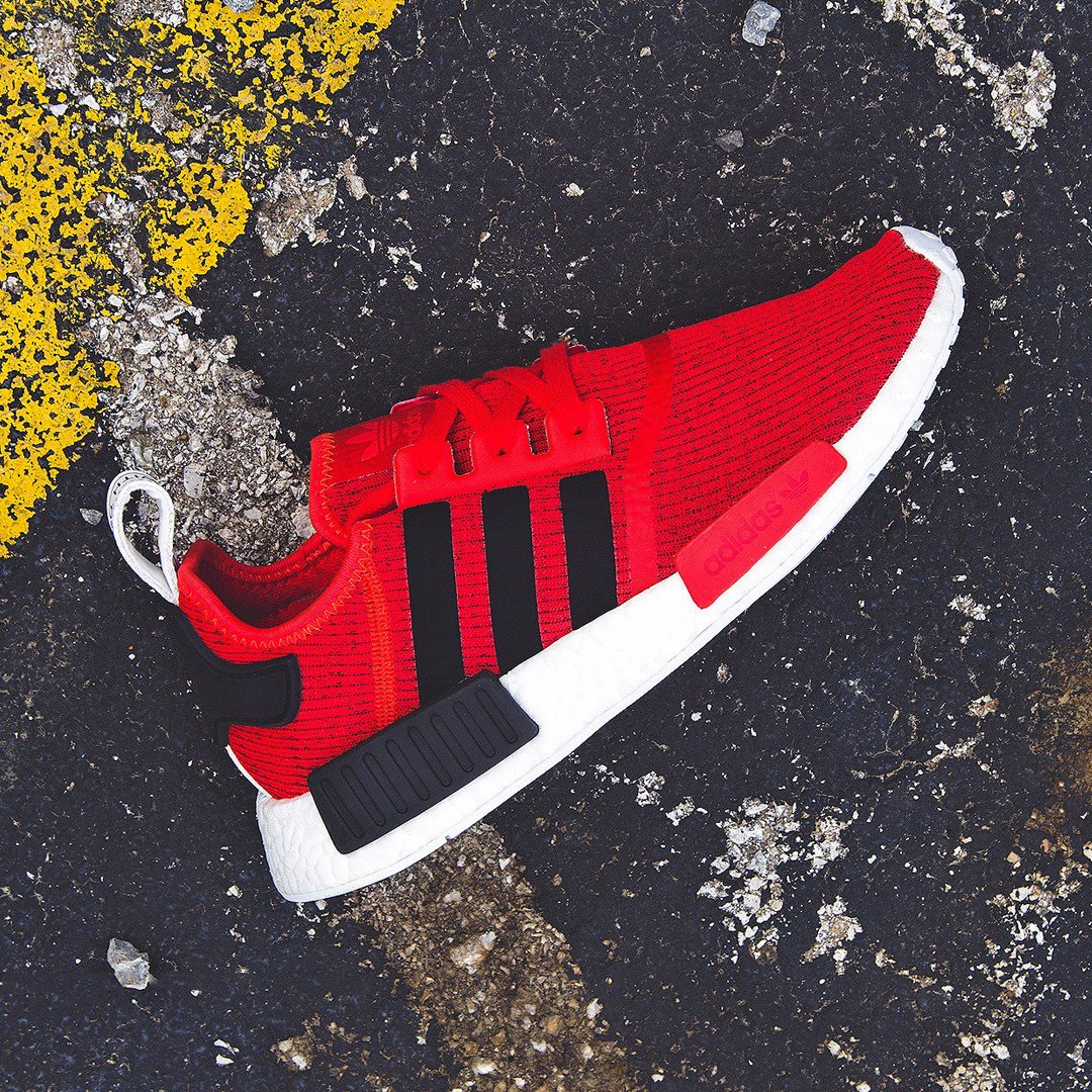 Available: adidas NMD R1 Knit \