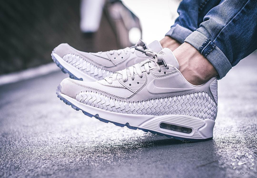 $150 OFF the Nike Air Max 90 Woven