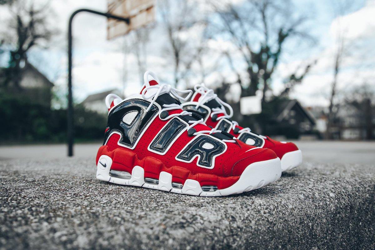 Restock: Nike Air Uptempo 96 \