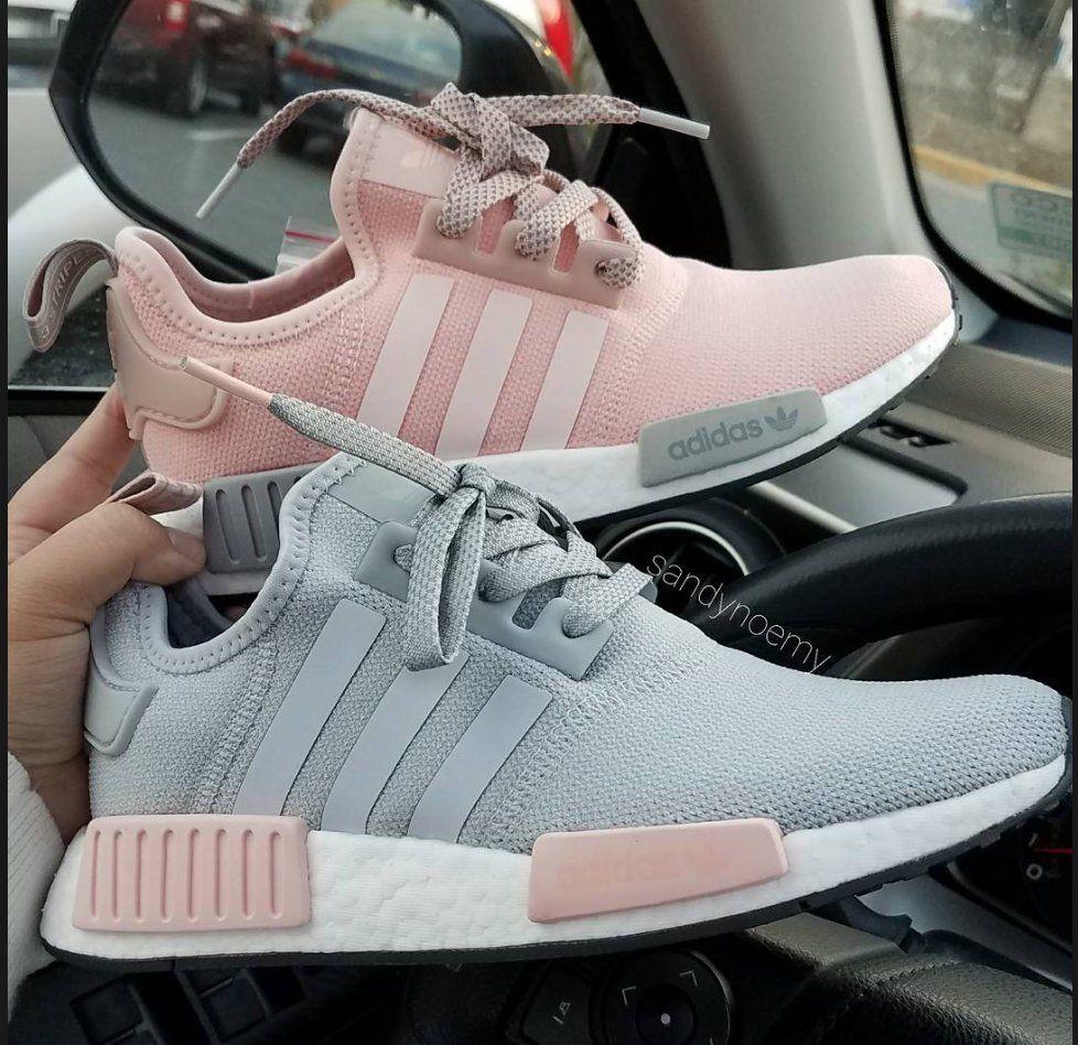 adidas nmd womens pink