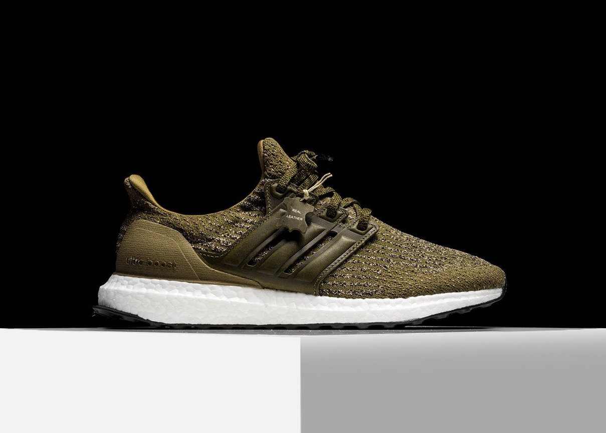 Now Available: adidas Ultra Boost 3.0