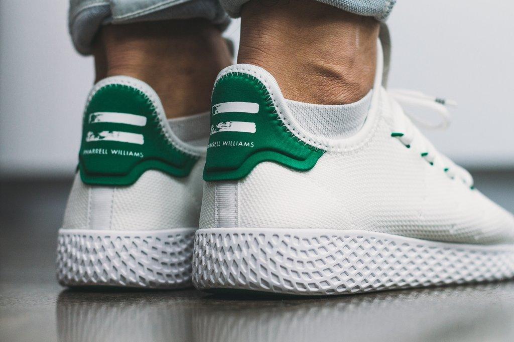 Restock: Pharrell x adidas Tennis Hu