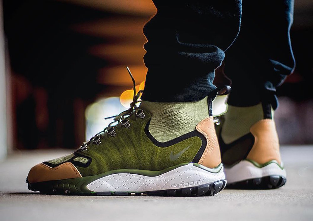Nike Air Zoom Talaria Mid Flyknit Premium