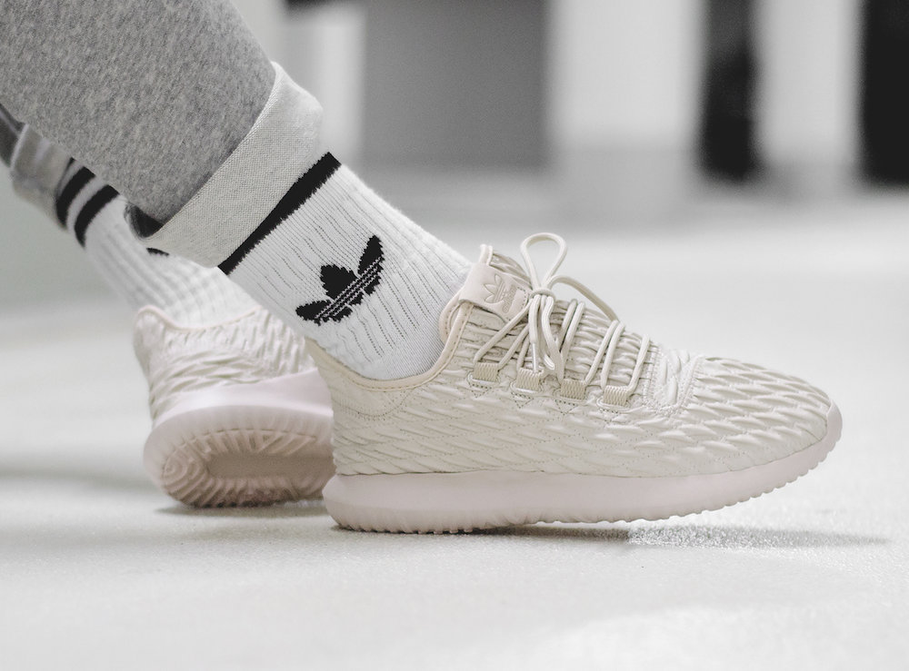 Adidas Tubular Shadow Knit Beige Under Retail Sneaker Shouts