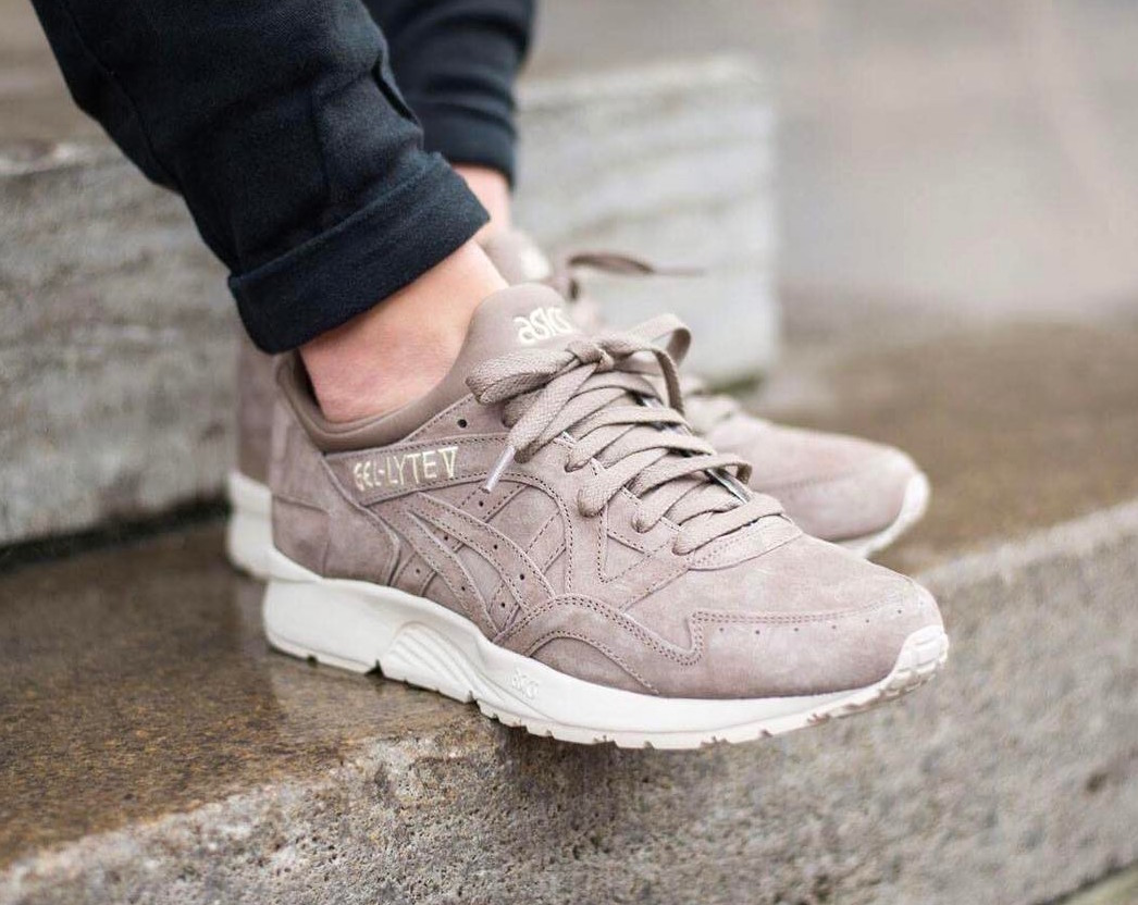 GEL LYTE V | Men | TAUPE GREY TAUPE GREY | Sneakersy