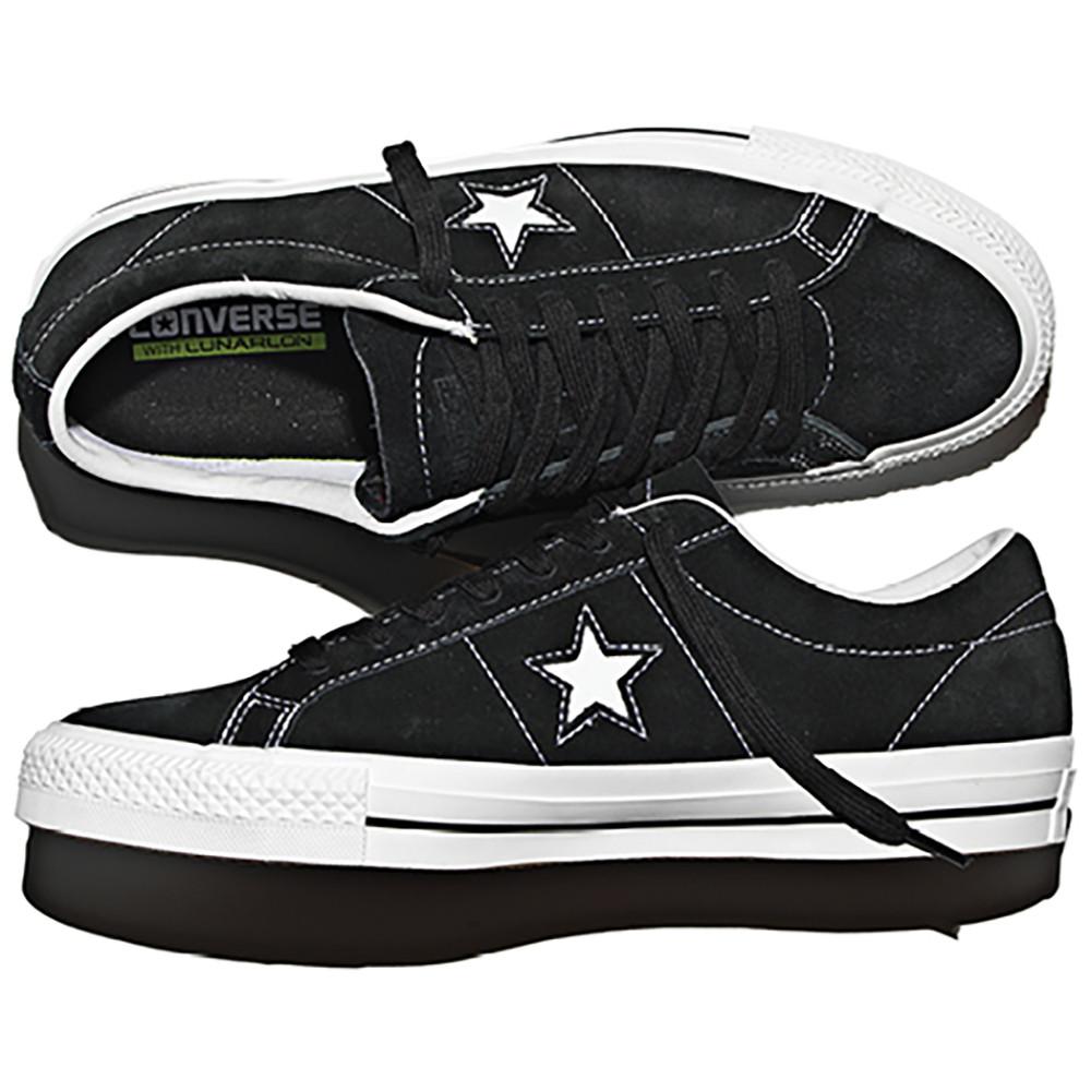 one star pro converse