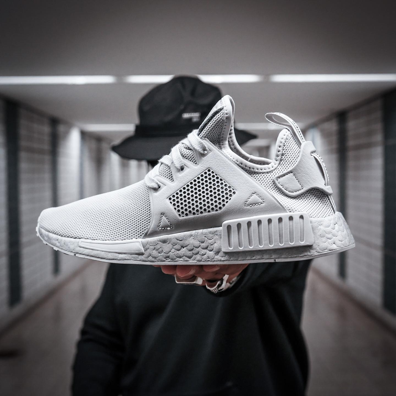 Adidas Nmd Xr1 Triple Grey Under Retail Sneaker Shouts