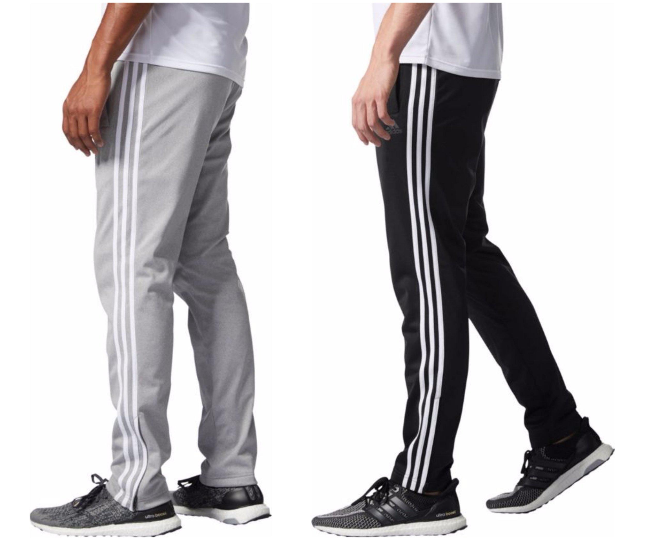3 stripes adidas pants
