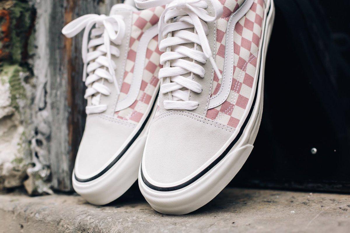 Vans Old Skool Checkerboard \