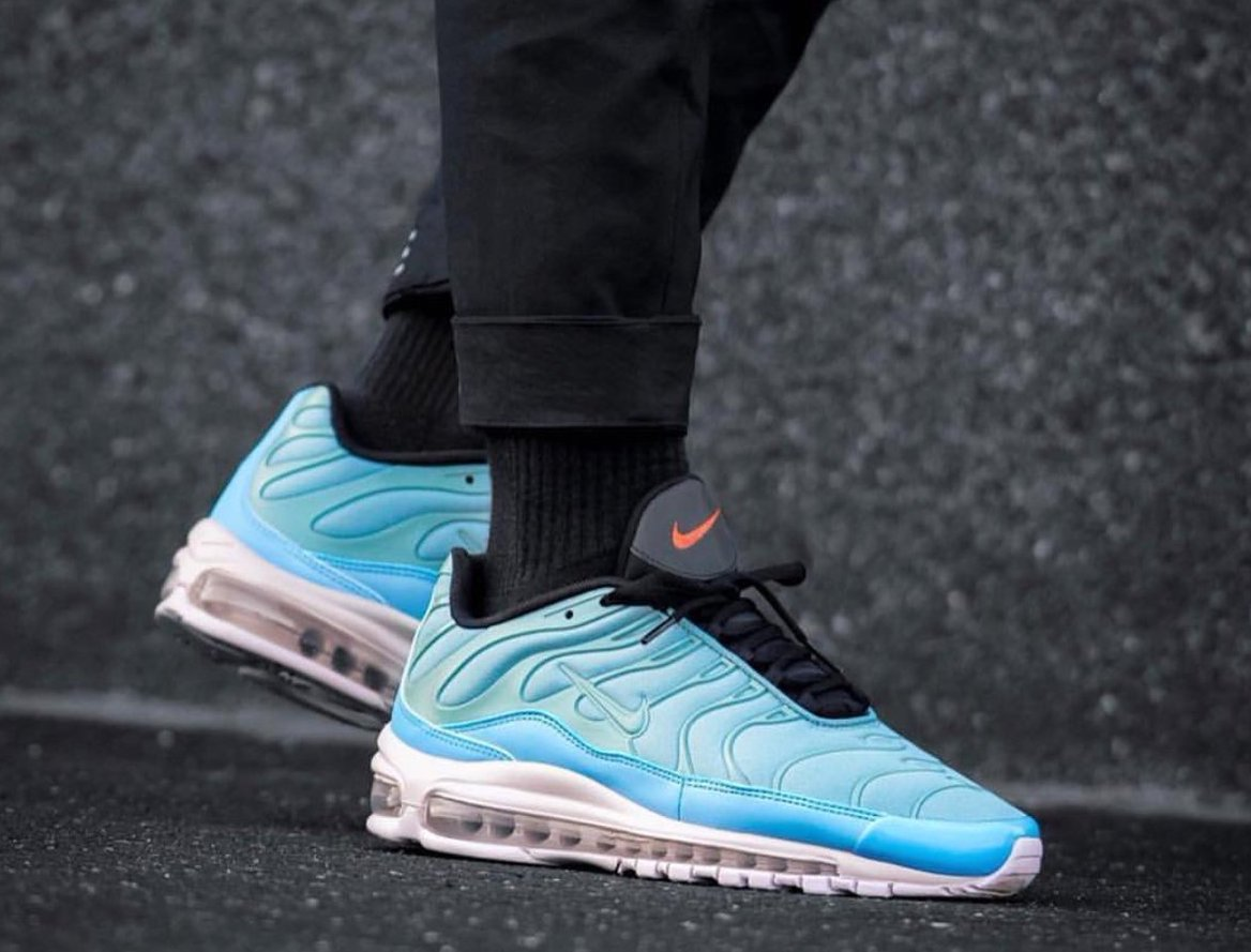Now Available: Nike Air Max 97 Plus